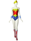 Wonder Woman Suit Pre-52 New Wonder Woman Cosplay Costume