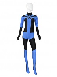 2015 Blue Lantern Crops Superhero Costume