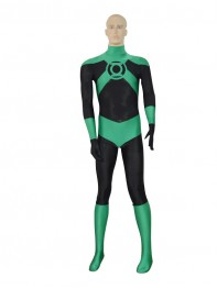 2015 Deep Green Lantern Custom Superhero Costume