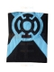 Blue Lantern Light Blue Spandex Superhero Costume