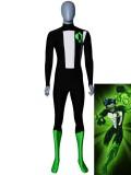 Green Lantern Custom Version Spandex Superhero Costume