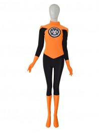 Orange Lantern Corps Custom Superhero Costume