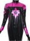 Star Sapphire Crops Violet Lantern Corps Superhero Costume