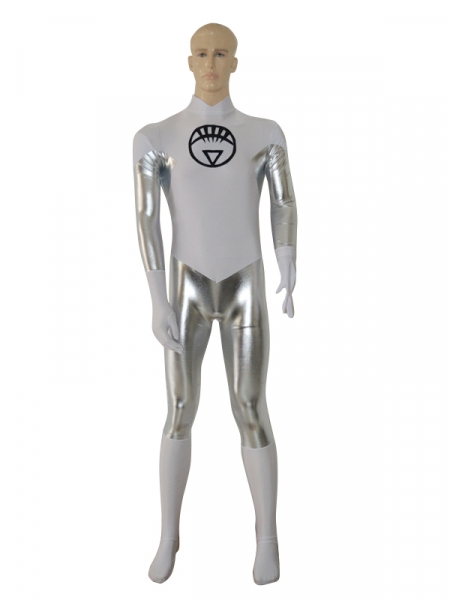 White Lantern Crops DC Comics Superhero Costume