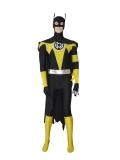 Yellow Lantern Batman Custom Superhero Costume