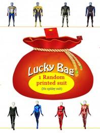 2019 Anniversary Lucky Bag Random Printed Costume