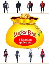 2019 Anniversary Lucky Bag Random Printing Spidey Costume