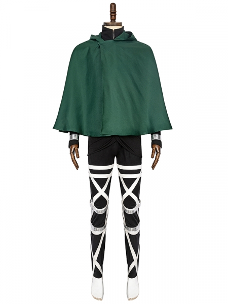 Attack On Titan The Final Season Cosplay Costume