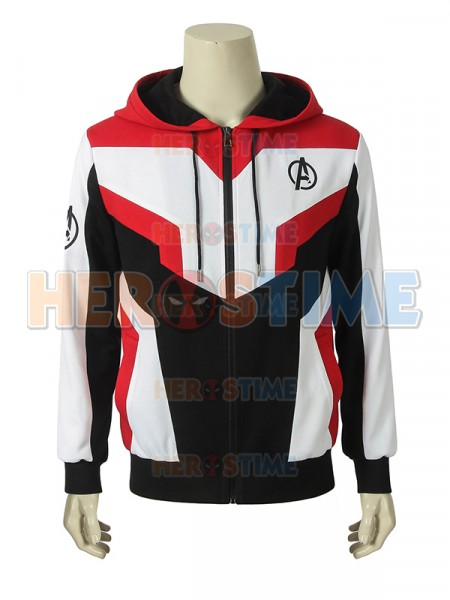 2019 Newest Avengers: Endgame Quantum Realm Cosplay Hoodies