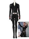 Avengers Endgame Black Widow Movie Cosplay Full Suit