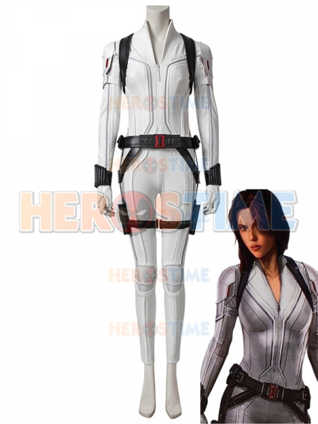 Black Widow 2020 Movie Suit Full Set Black Widow Costume