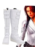 Black Widow Shoes 2020 Movie Black Widow Cosplay Boots