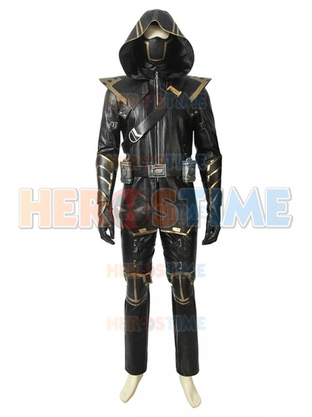Hawkeye Ronin Suit Avengers: Endgame Clinton·Barton Coplay Costume