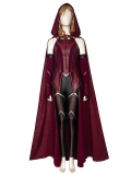 Scarlet Witch Costume Wandavision Finale Cosplay Costume