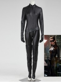 Batman: The Dark Knight Rises Catwoman Cosplay Costume