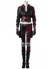 Injustice: God Among Us Harley Quinn Cosplay Suit