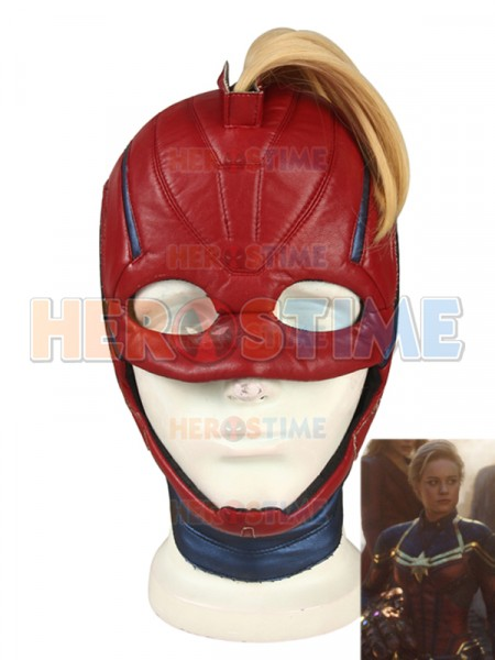 Avengers Endgame Captain Marvel Cosplay Hoods