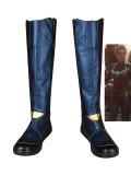 Avengers Endgame Captain Marvel Cosplay Boots