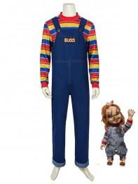 Child's Play Cosplay Buddi Costume