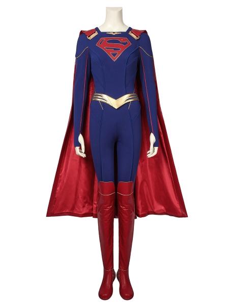 Supergirl Costume Supergirl 5 Kara Zor-El Cosplay Costume