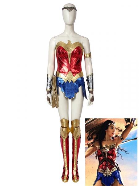 Diana Prince Costume Wonder Woman 1984 Cosplay Costume
