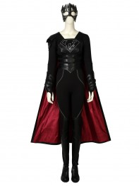 Reign Samantha Arias Suit Supergirl Season 3 Coplay Costume