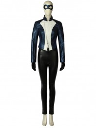 Iris West Suit The Flash Season 5 Iris West Cosplay Costume