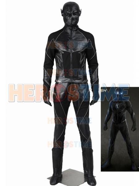 The Flash Zoom Hunter Zolomon Cosplay Costume
