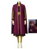 Anna Costume Frozen 2 Cosplay Costume