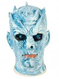 Night King Mask Game of Thrones 8 Latex Cosplay Mask