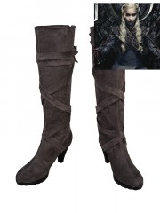 Game of Thrones 8 Daenerys Targaryen Cosplay Boots