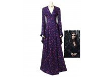 Game of Thrones 8 Cosplay Melisandre Cosplay Costume