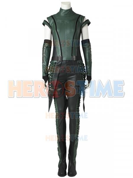 Vengadores: Infinity War Disfraz de Mantis Cosplay