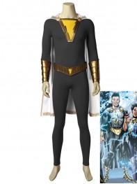 Shazam Family Eugene Choi High-end Cosplay Costume