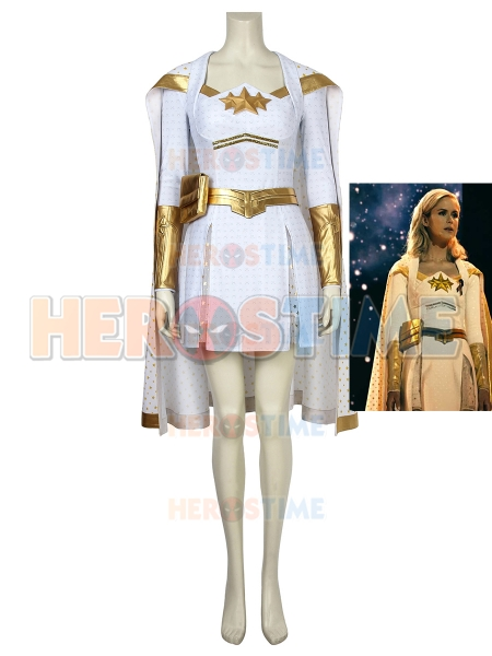 The Boys Annie January Starlight Cosplay Halloween Costume