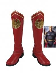 The Boys Homelander Cosplay Boots