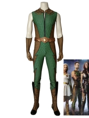 The Deep Cosplay Costume The Boys Cosplay Full Set