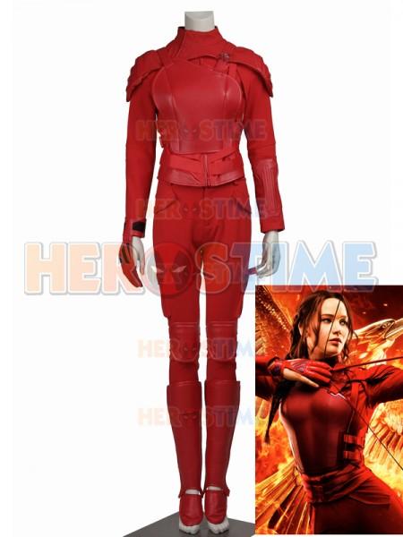 Los juegos del hambre: Sinsajo. Parte 2  Traje de Katniss Everdeen Cosplay