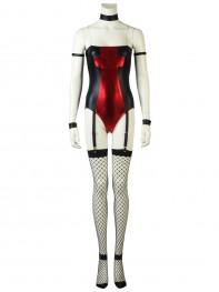 Lady Deadpool Bunnygirl Suit Sexy Female Deadpool Cosplay Costume