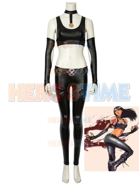 X-MEN X-23 Laura Kinney Cosplay Costume