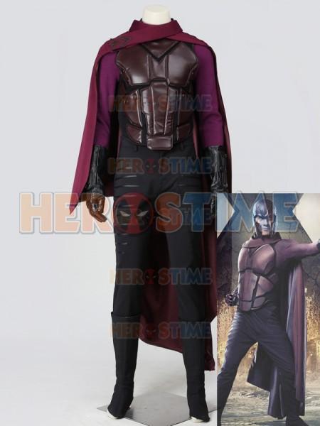 X-Men: Days of Future Past Magneto Cosplay Costume