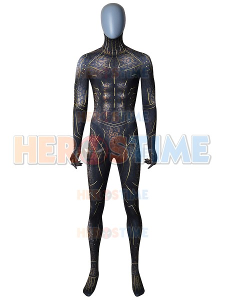 Black Panther 2018 Killmonger Costume No Mask No Accessories