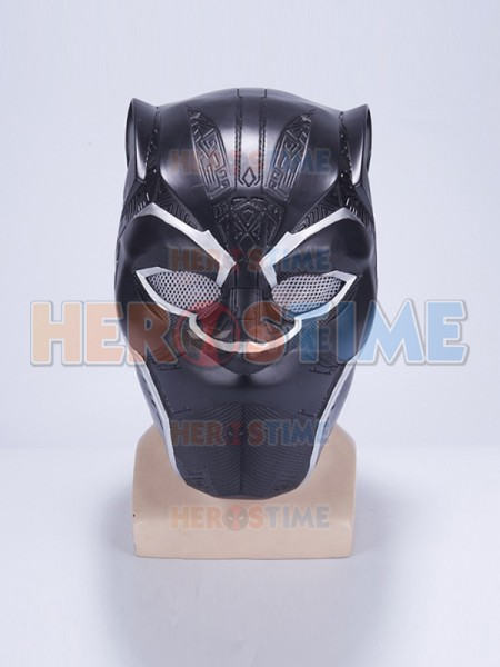 2018 Black Panther  Casco de PVC de Black Panther