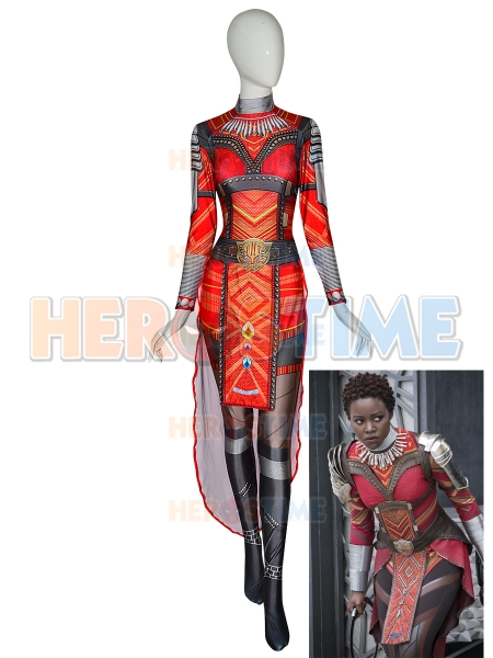 Black Panther Costume Woman Warrior Costume Halloween Costume
