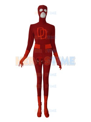 Daredevil Marvel Comics Red Custom Superher Costume