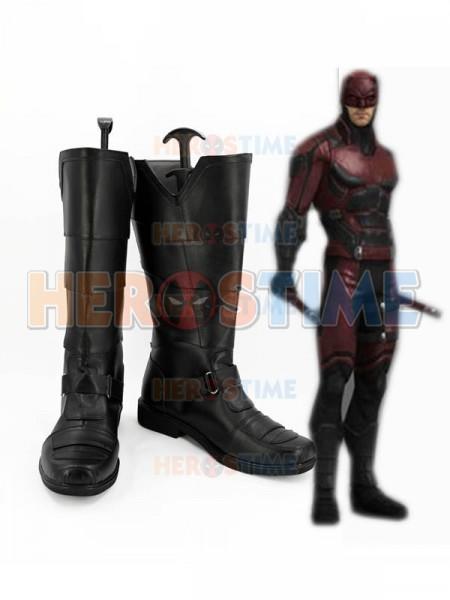 Botas de Daredevil de Cuero artificial