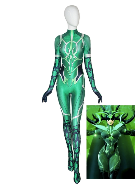 Ultimate Alliance 3 Hela Costume Halloween Costume