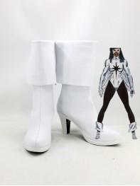 Monica Rambeau Female Superhero Cosplay Boots