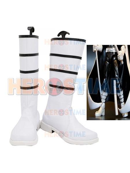 Marvel Cosplay Moon Knight Cosplay Botas
