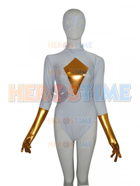 Moonstone Girls Supervillain Costume Leotard